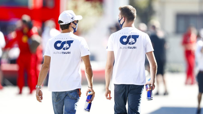Gasly and Kvyat sad and surprised to see Honda quit Formula 1