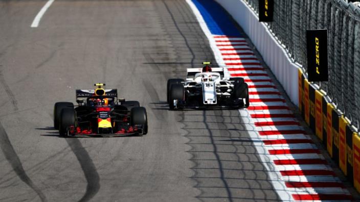 Verstappen explains terrible ultrasoft pace