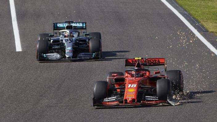 Leclerc's incident reminiscent of Ratzenberger - Hakkinen