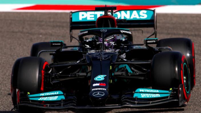 """Hamilton start vanaf P2: """"Alles gegeven, maar het was helaas niet voldoende"""""""