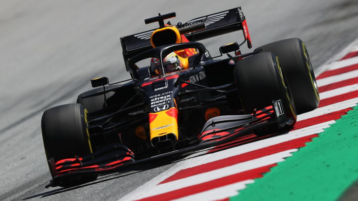 Verstappen on 'provisional pole'; Hamilton unhappy after FP2
