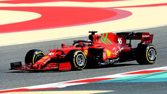 Waarom ontbreekt het Mission Winnow-logo bij Ferrari tijdens Europese races? | Special