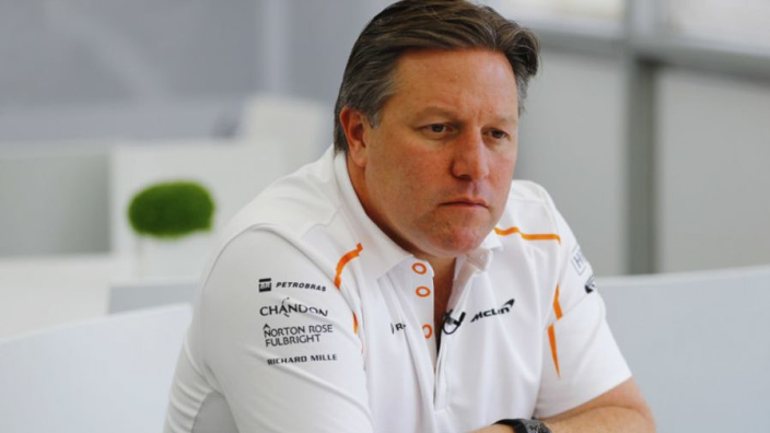 Zak Brown: 'Problemen bij McLaren gevolg van inconsistent leiderschap'