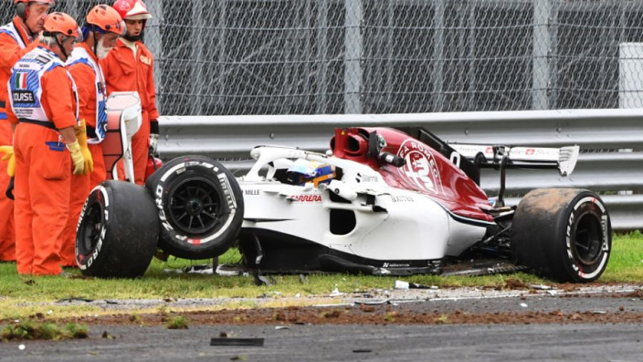 VIDEO: The CRAZY details of Ericsson's Monza crash
