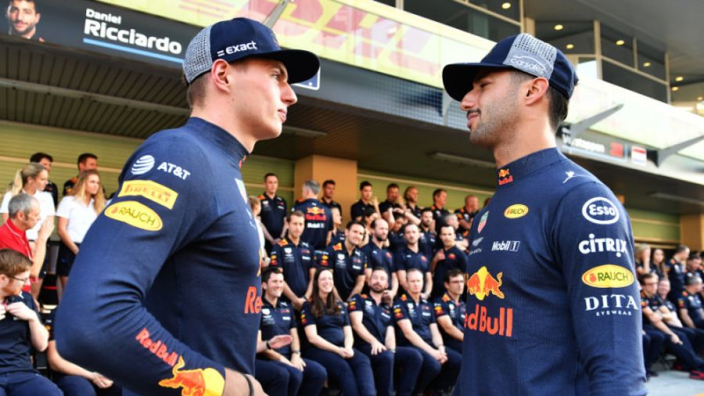"""Rosberg: """"Verstappen was het probleem, bedreiging voor Ricciardo"""""""