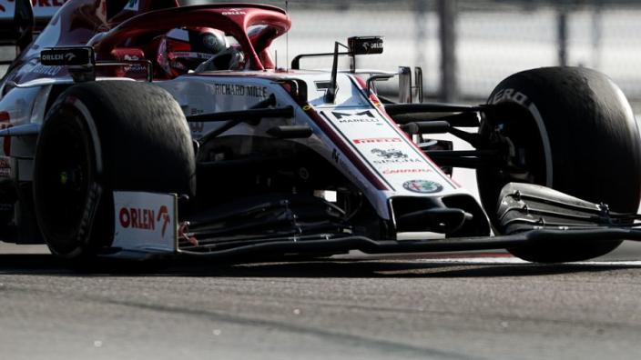 'Alfa Romeo bevestigt vrijdag Räikkönen en Schumacher als coureurs voor 2021'