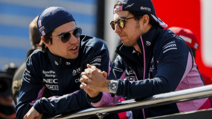 Perez and Stroll set for Esports debuts