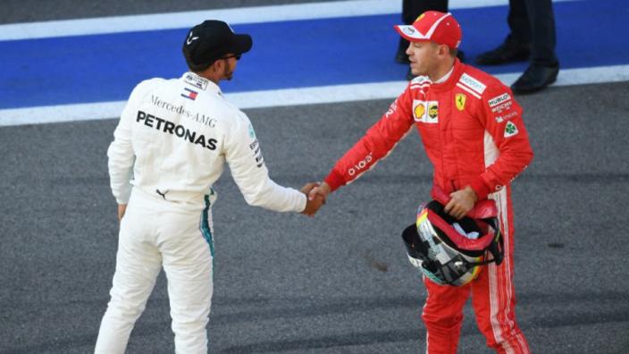 Hamilton demands respect for Vettel