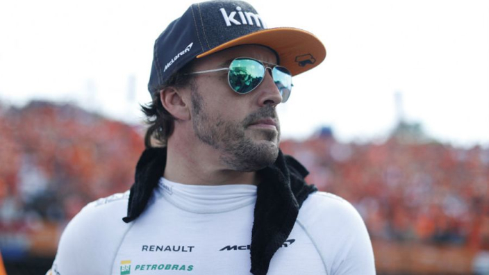 McLaren confirm Alonso test role
