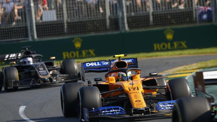 Grosjean en Norris eensgezind: 'Vettel schuldige voor incident kwalificatie'