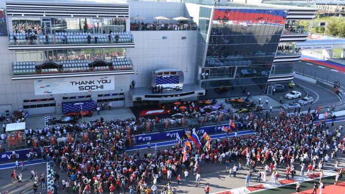 F1 nervousness over biggest fan attendance in Covid era dismissed