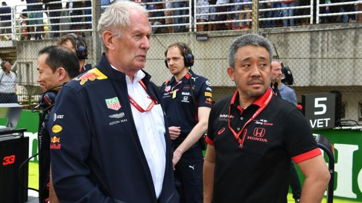"""Red Bull greep net naast Mercedes-motoren: """"Het was ons toegezegd"""""""