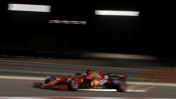 Leclerc dicht bij de top, maar toch niet blij: 'Top drie nog buiten bereik'