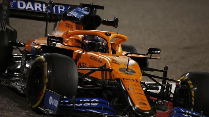 "McLaren will not ""get carried away"" in fight for third - Seidl"