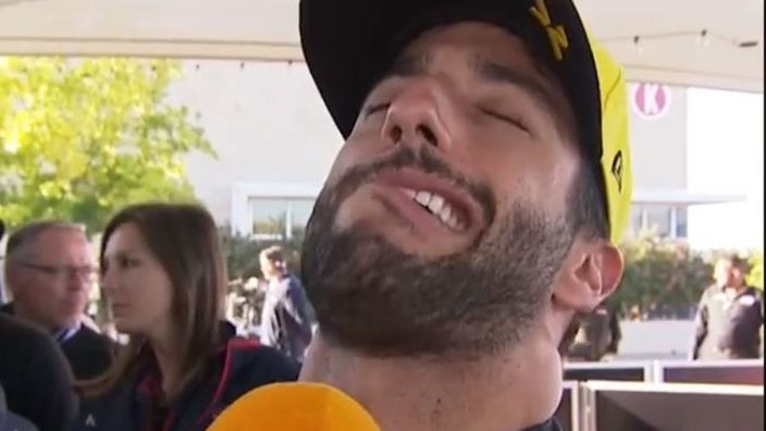 Ricciardo accused of being the 'clown' of the paddock