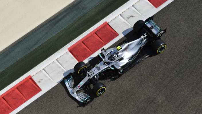 Bottas quickest, but crashes with Grosjean: Abu Dhabi GP FP2 Results
