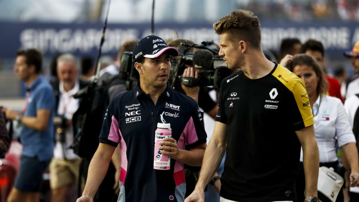 Perez or Hülkenberg this weekend? National Health England to decide