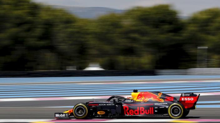 Eerste weerbericht Grand Prix Frankrijk: Kans op onweersbuien op zondag