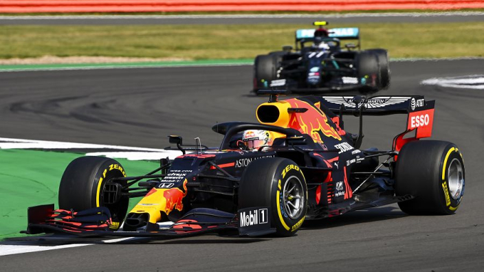 Verstappen victorious as Mercedes struggle at Silverstone
