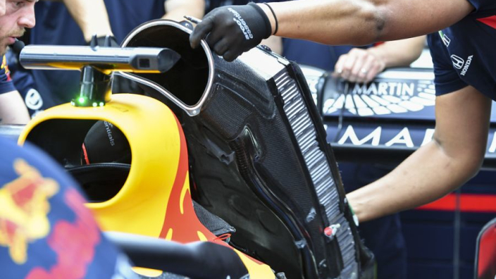 Red Bull investeerde recordbedrag in F1 voor 2019-seizoen