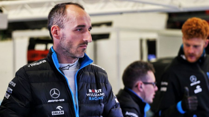 Kubica: Williams yet to prepare for Australian GP