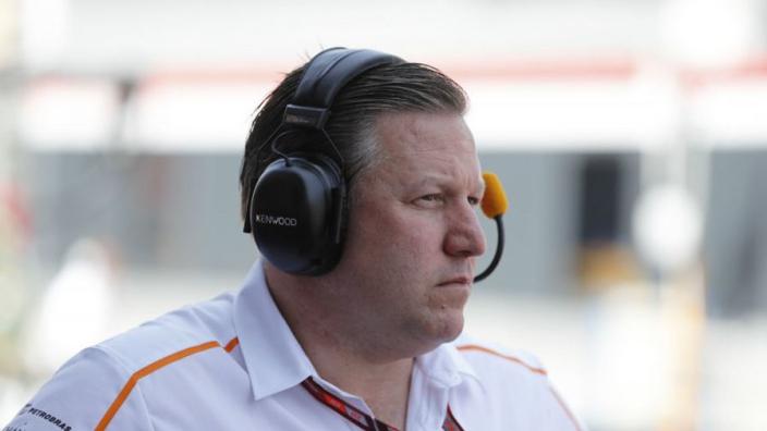 """Zak Brown draagt leiderschap McLaren F1 over: """"Mijn werk zit erop"""""""