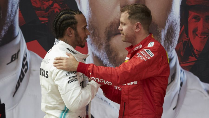 Confident Vettel doubts title will be decided 'on one single moment'