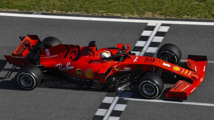 """Giovinazzi zet zinnen op Ferrari: """"Wil het zitje van Vettel"""""""