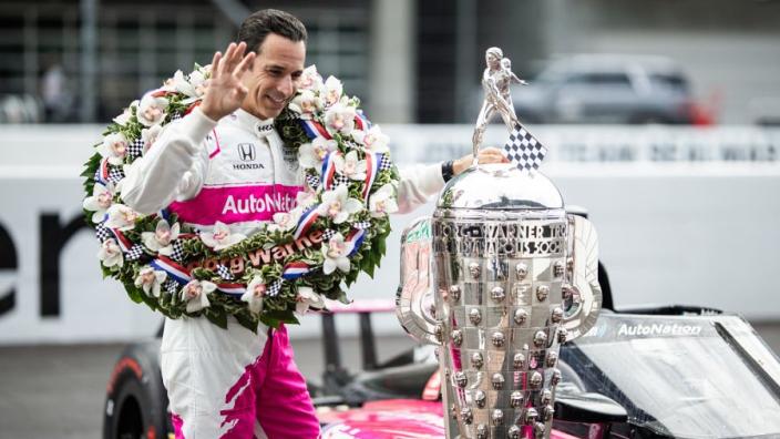 Indy 500-winnaar Castroneves ontvangt 1.8 miljoen aan prijzengeld