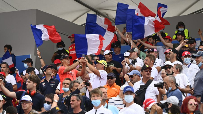 """Domenicali – Return of fans a """"game changer"""" for F1"""