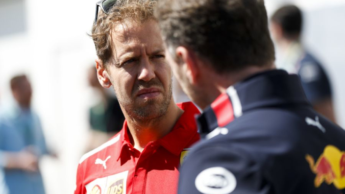 """Red Bull gooit deur definitief dicht voor Vettel: """"Nee!"""""""