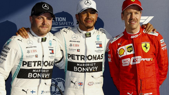 Rosberg: 'Bottas titelkandidaat als Hamilton's zwakke punten boven komen drijven'