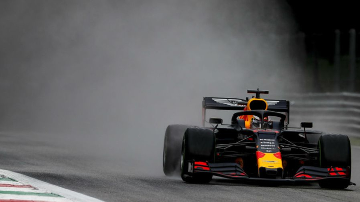 Verstappen on Q1 issues: It has never happened to me before