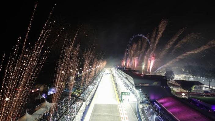 "Singapore GP cancelled but F1 insist it has ""plenty of options"""