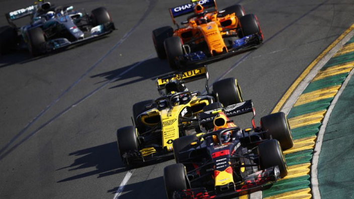 F1 confirms plans for Miami street race in 2019