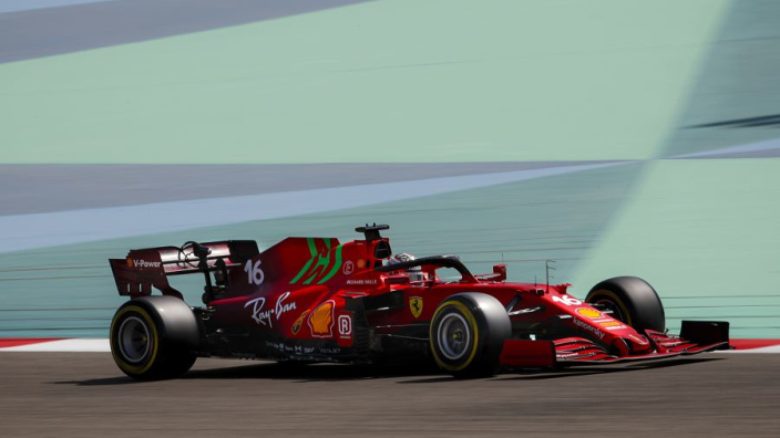 Ferrari at odds over future policing of track limits