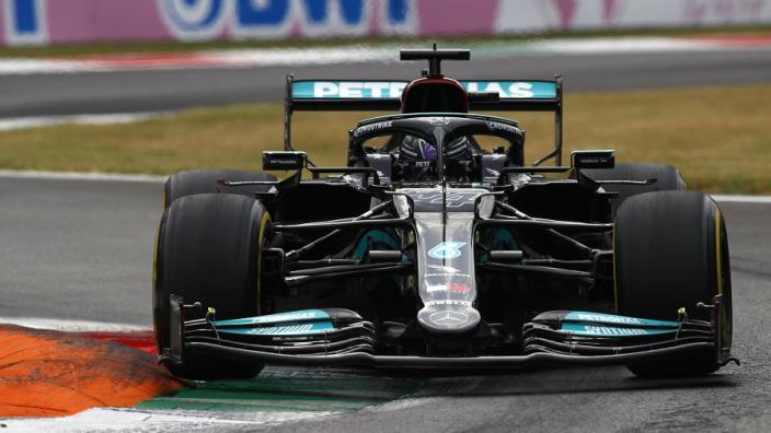 Mercedes 'definitely considering' Monza power unit change