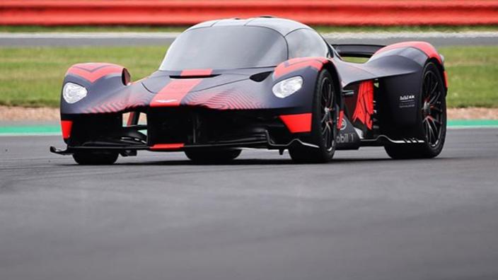 Aston Martin: 'Verstappen in onze auto op Le Mans zou geweldig zijn'