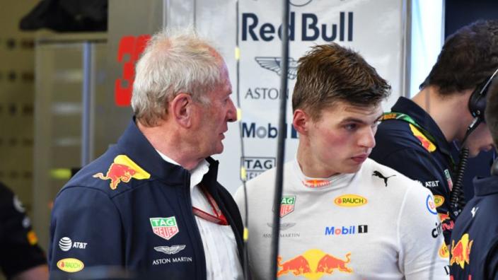 Baku clash 'proves Red Bull are backing Verstappen'