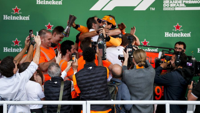 Sainz: Brazil definitely my best race ever