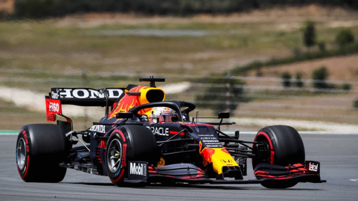 Verstappen sets up pole showdown with Hamilton after topping final practice