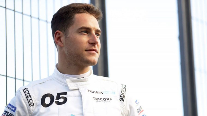Vandoorne's Formula E debut couldn't have gone much worse...