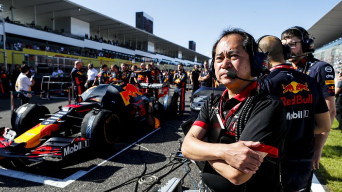 Red Bull waiting for Honda decision on F1 future