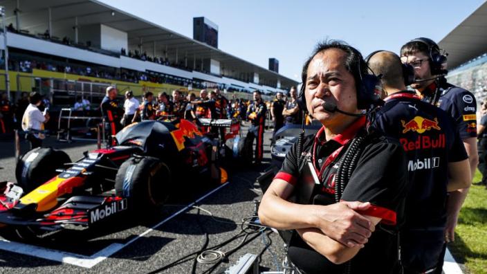 """Honda: """"Podiumkansen voor Verstappen verdwenen vrijwel direct"""""""
