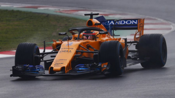McLaren presenteert tabaksfabrikant als nieuwe sponsor