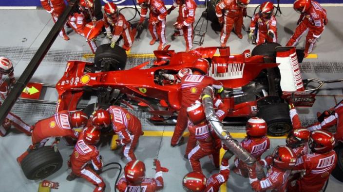 Todt prône le retour des ravitaillements en F1 !