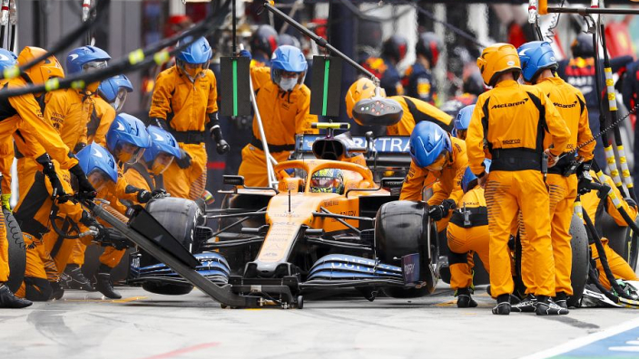 "Triple-headers ""are not sustainable"" in Formula 1 - McLaren"