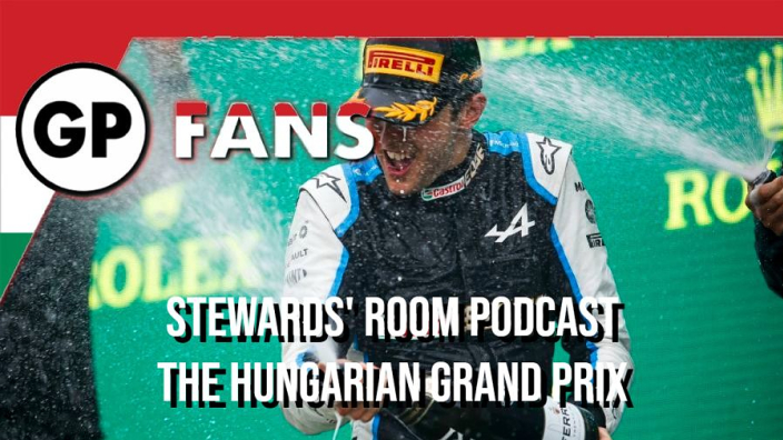 Hungarian Grand Prix chaos and shocks - GPFans Stewards' Room Podcast