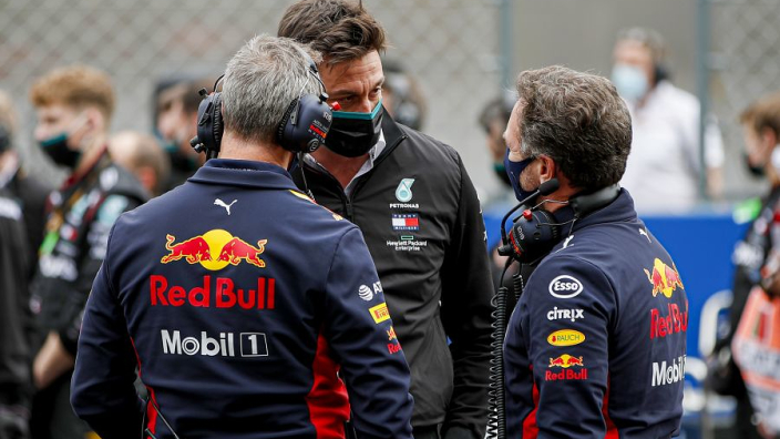 "Horner sceptical of Wolff's ""full undivided support"""