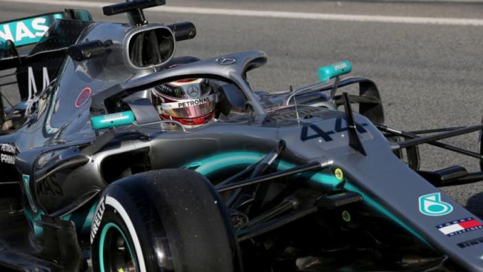 'Mercedes seconde sneller in Melbourne door nieuwe update'